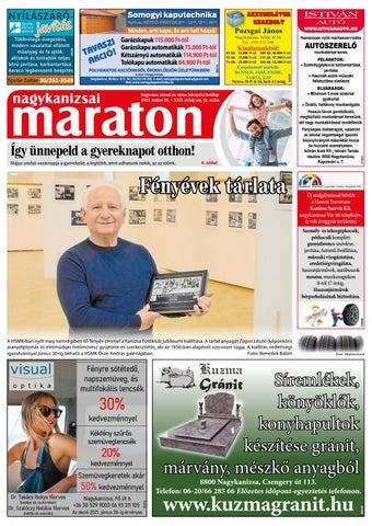 Nagykanizsai Maraton - 2021. 05. 28.