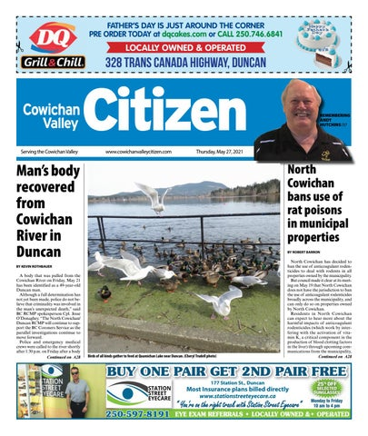 Cowichan Valley Citizen, May 27, 2021