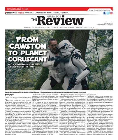 Keremeos Review, May 27, 2021