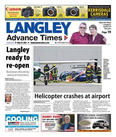 Langley Times, May 27, 2021