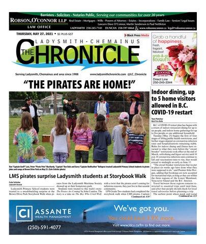 Ladysmith Chronicle, May 27, 2021