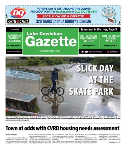 Lake Cowichan Gazette, May 27, 2021