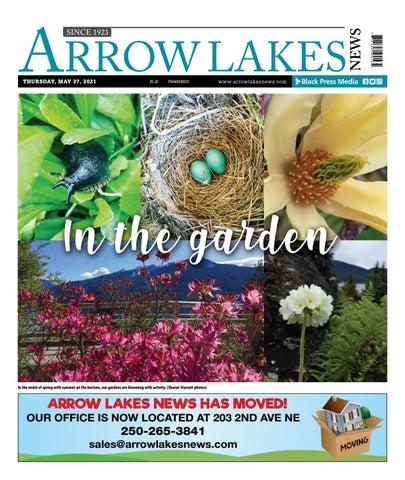 Arrow Lakes News, May 27, 2021