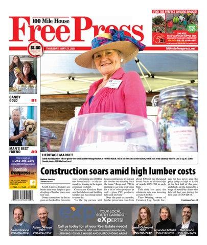 100 Mile House Free Press, May 27, 2021
