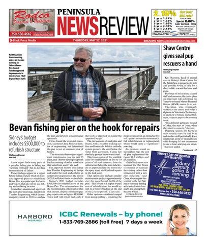 Peninsula News Review, May 27, 2021