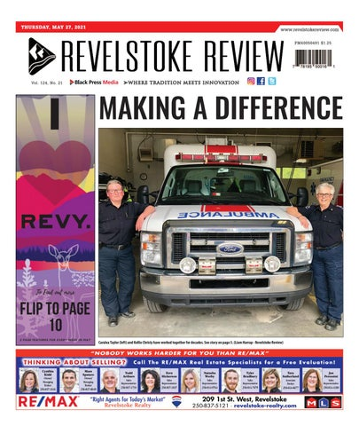 Revelstoke Times Review, May 27, 2021