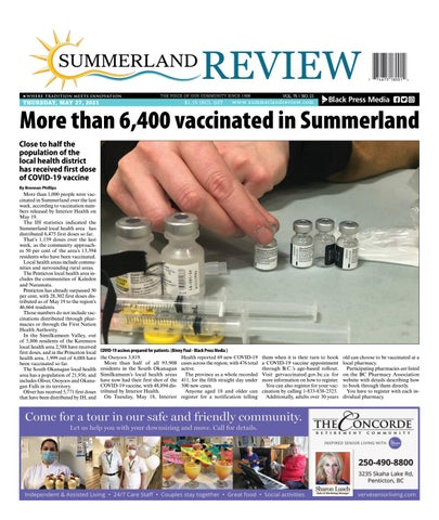 Summerland Review, May 27, 2021