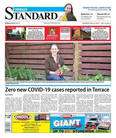 Terrace Standard, May 27, 2021