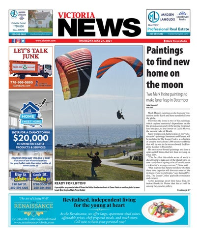 Victoria News, May 27, 2021
