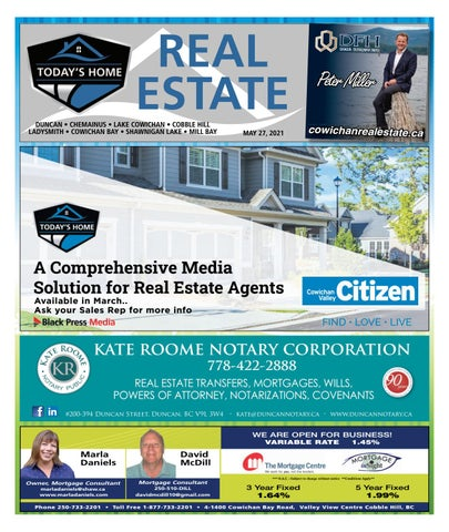 May 27, 2021 Cowichan Valley Citizen