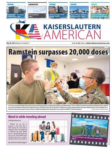 Kaiserslautern American - May 28, 2021