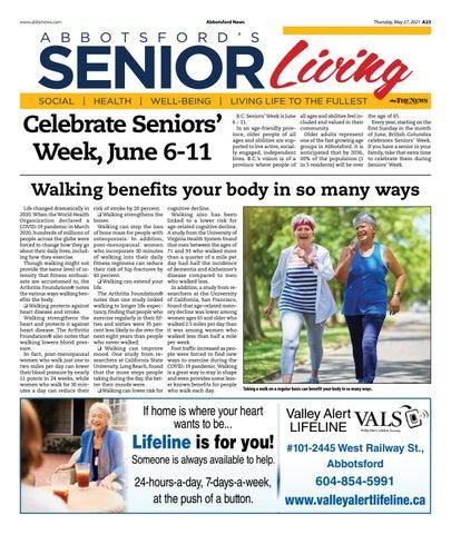 Senior Living May 2021