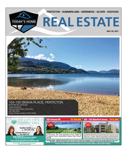 May 26, 2021 Penticton Western News