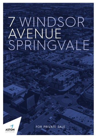 7 Windsor Avenue, Springvale