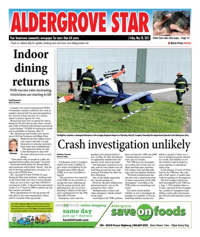 Aldergrove Star, May 28, 2021