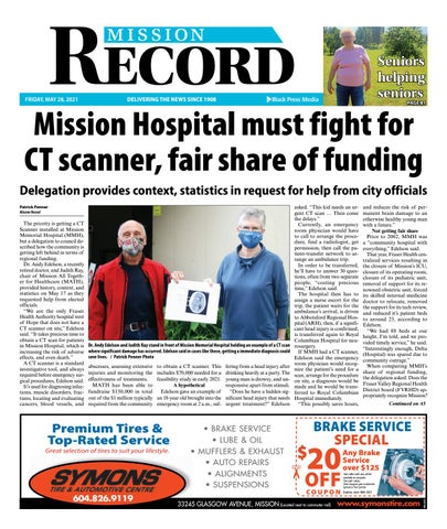 Mission City Record, May 28, 2021