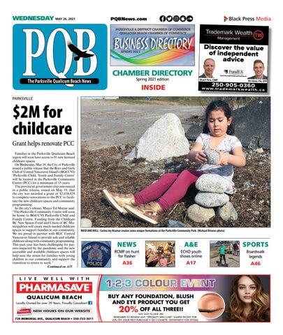 Parksville Qualicum Beach News, May 26, 2021