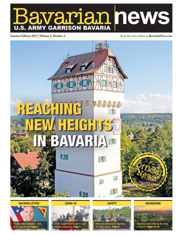 Bavarian News - Summer 2021
