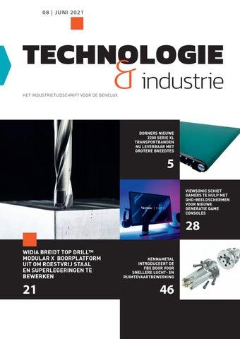 Technologie & Industrie | 08 - Juni 2021