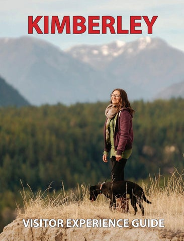 Kimberly Visitor Guide 2021