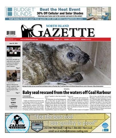 North Island Gazette, June 2, 2021