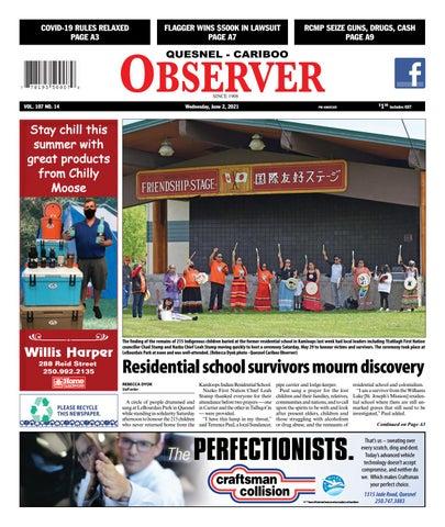 Quesnel Cariboo Observer, June 2, 2021