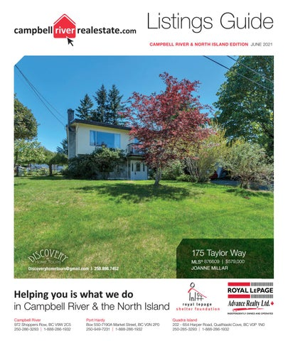 June 02, 2021 Campbell River Mirror