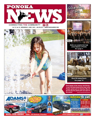 Ponoka News, June 2, 2021