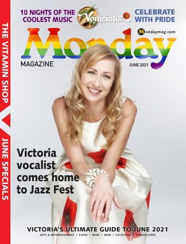 Monday Magazine, May 27, 2021