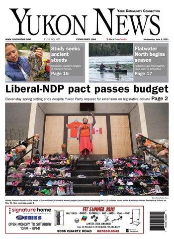 Yukon News, June 2, 2021