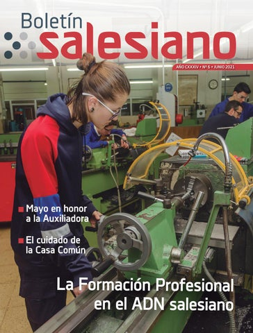 Boletín Salesiano, junio 2021