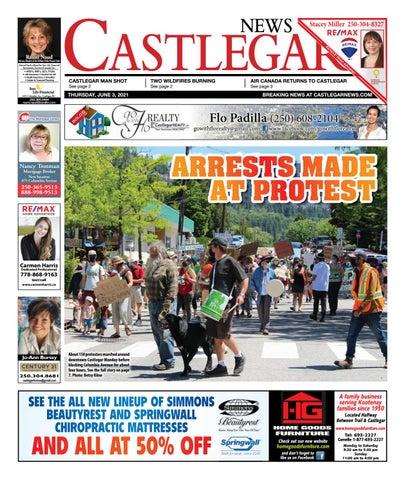 Castlegar News/West Kootenay Advertiser, June 3, 2021