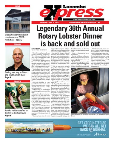 Lacombe Express, June 3, 2021