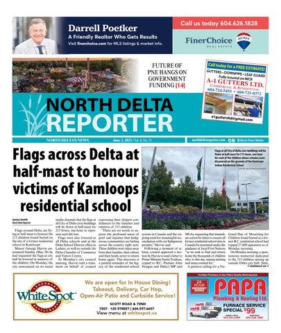 North Delta Reporter, June 3, 2021