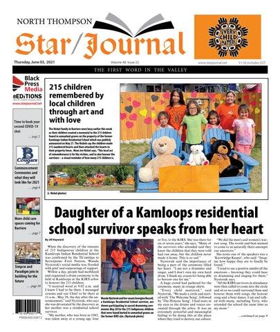 Barriere Star Journal, June 3, 2021