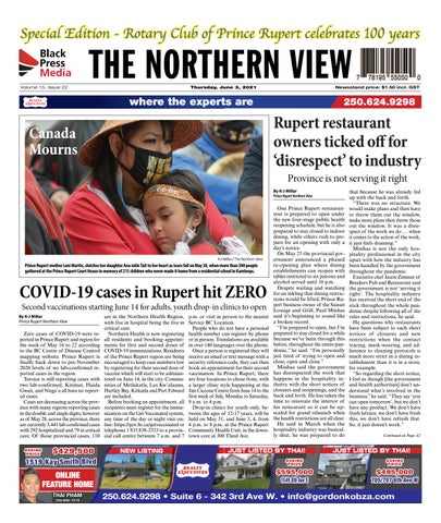 The Northern View/Northern Connector, June 3, 2021