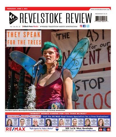 Revelstoke Times Review, June 3, 2021