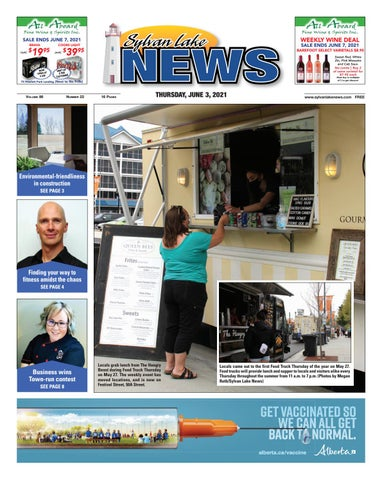 Sylvan Lake News, June 3, 2021