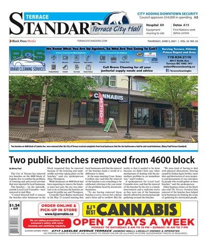 Terrace Standard, June 3, 2021
