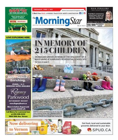 Vernon Morning Star, June 3, 2021