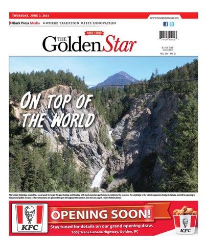 Golden Star, June 3, 2021