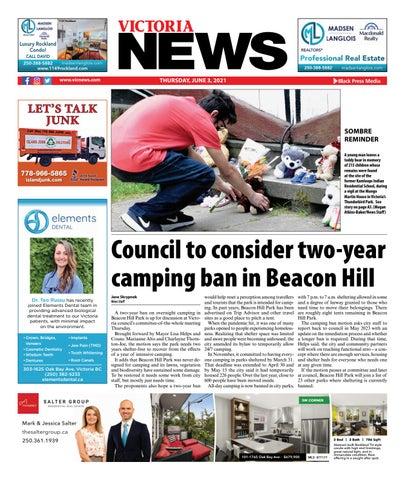 Victoria News, June 3, 2021