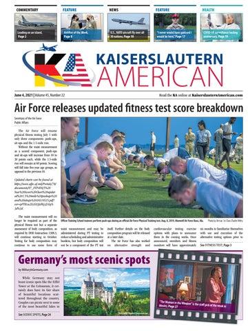 Kaiserslautern American - June 4, 2021