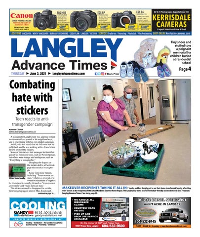 Langley Times, June 3, 2021