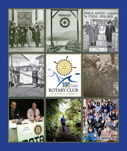 100 Years Rotary Club of Prince Rupert