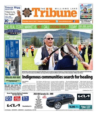 Williams Lake Tribune, June 3, 2021