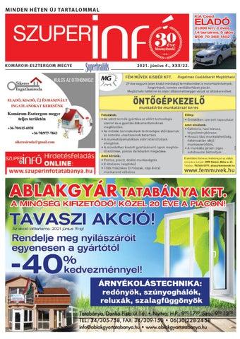 Tatabánya 2021.06.04