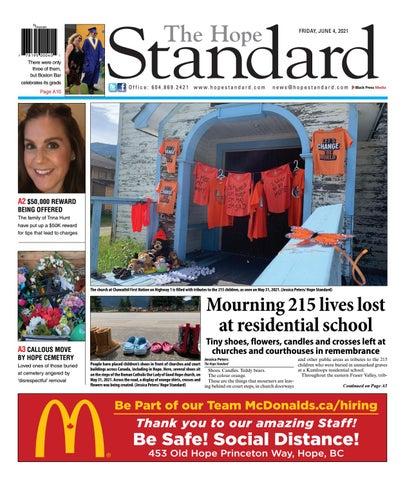 Hope Standard, June 4, 2021