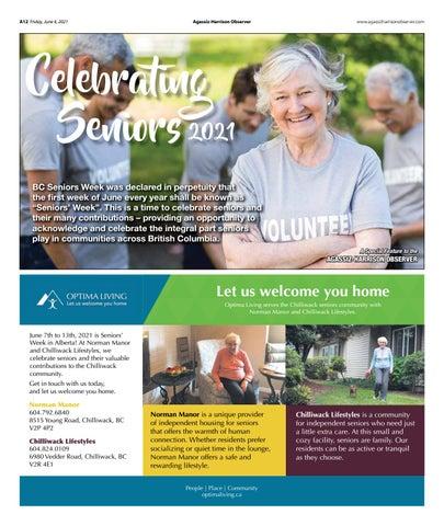 Celebrating Seniors 2021
