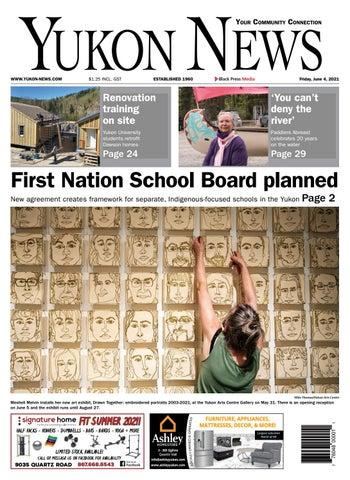 Yukon News, June 4, 2021
